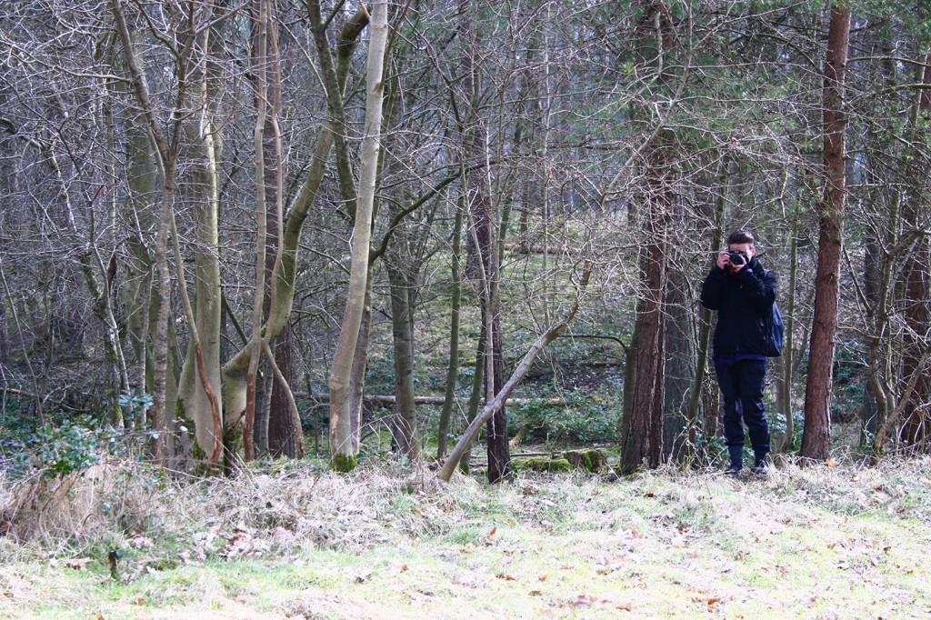 James, Prospecting