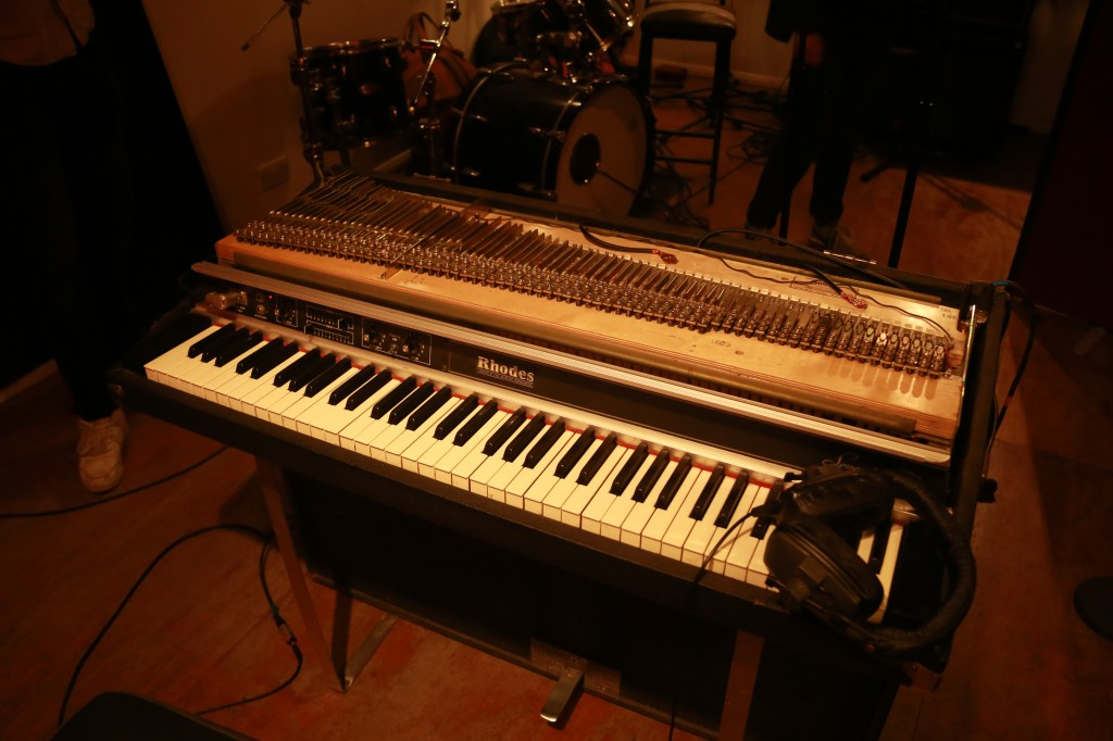 Rhodes Piano Mark II