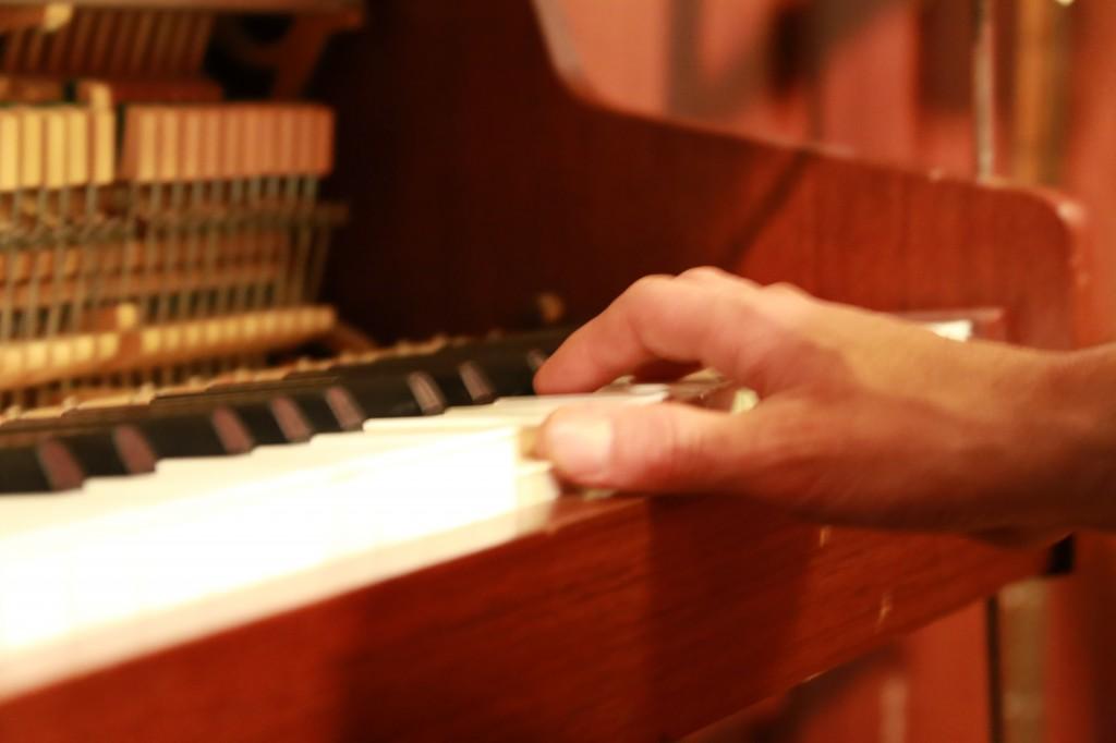 Keir Vine - Piano