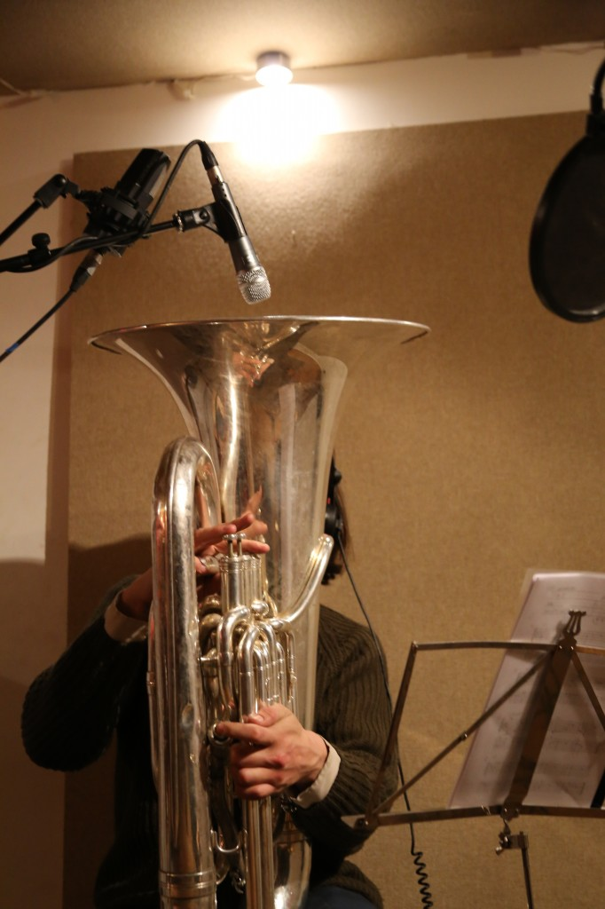 David Aird - Tuba
