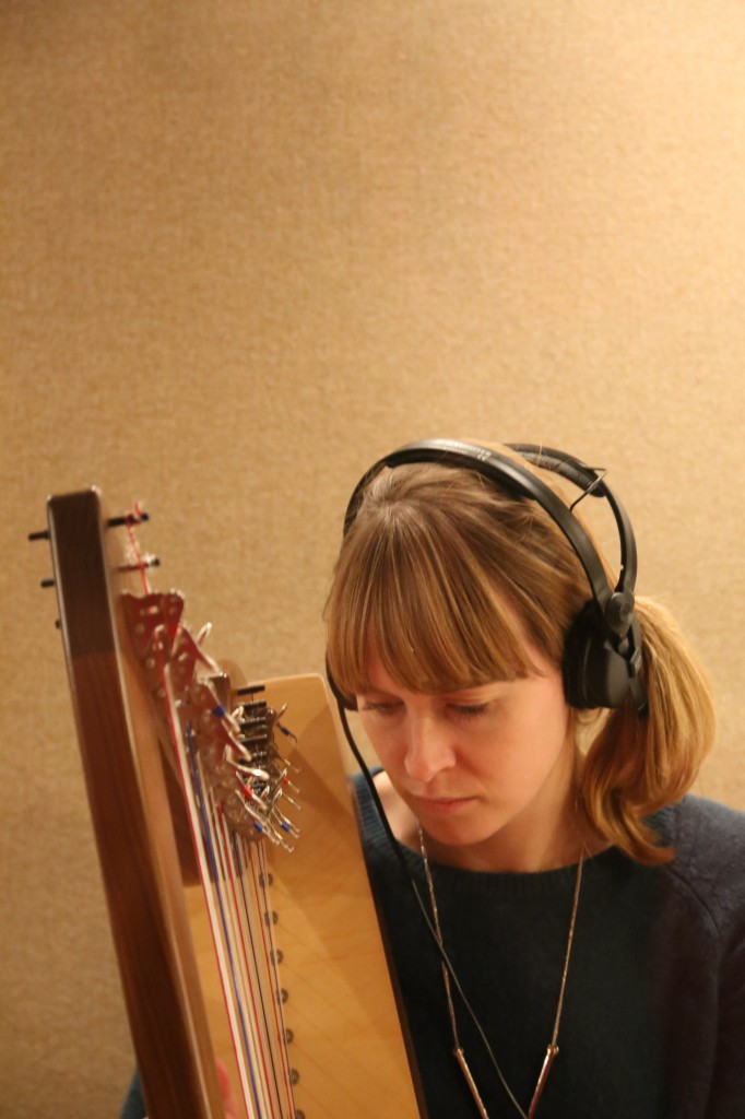 Teleri Dyer - Harp