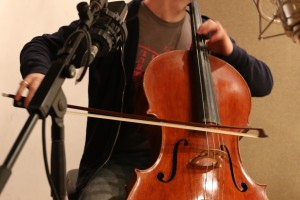 Peter Gregson - Cello
