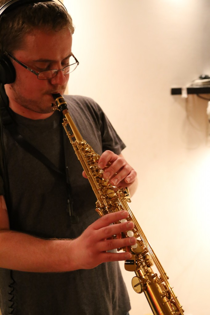 Charly Richardson - Soprano Saxophone