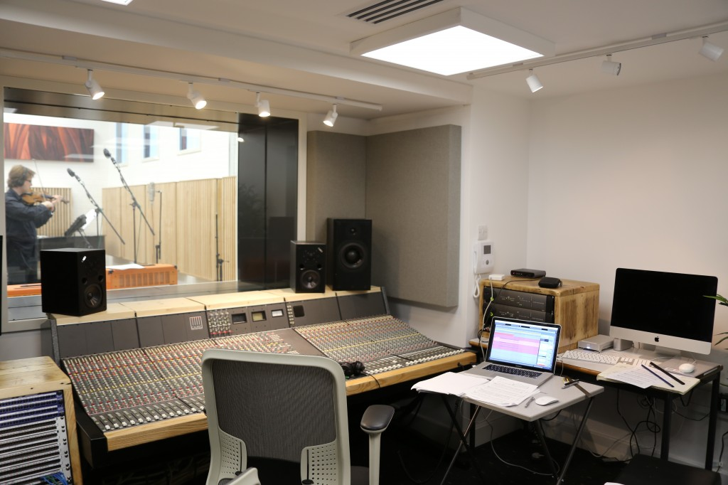 Goldsmiths Music Studios